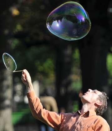 Produits et ustensiles utiles pour les bulles de savons for Migros brico